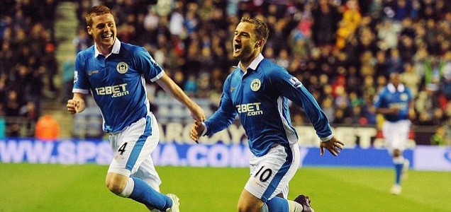 Shaun Maloney's superb strike sinks United