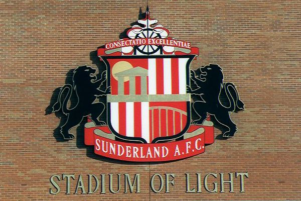 Stadium of Light badge