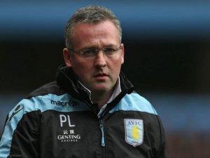 Paul Lambert Aston Villa