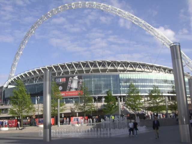 Wembley beckons
