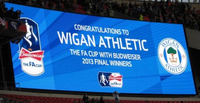 FA Cup winners 2013