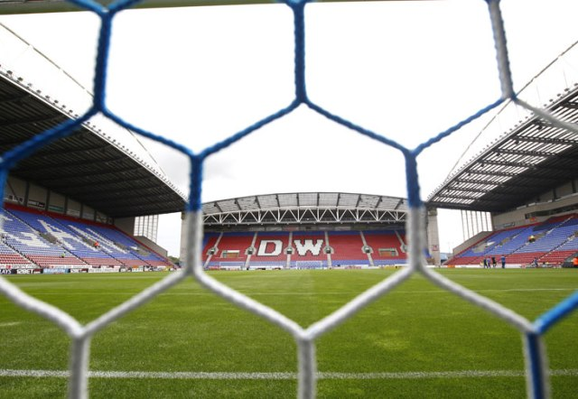 The DW Stadium