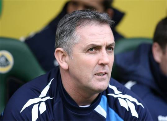 New Wigan manager Owen Coyle