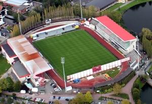 SV Zuite Waregem Stadium