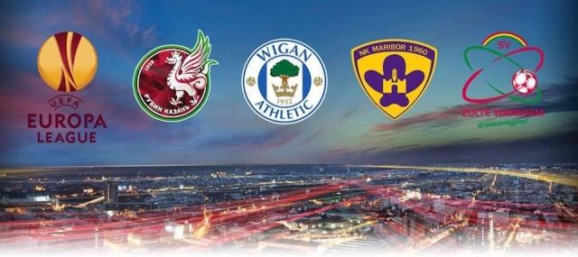 Europa League Group D banner