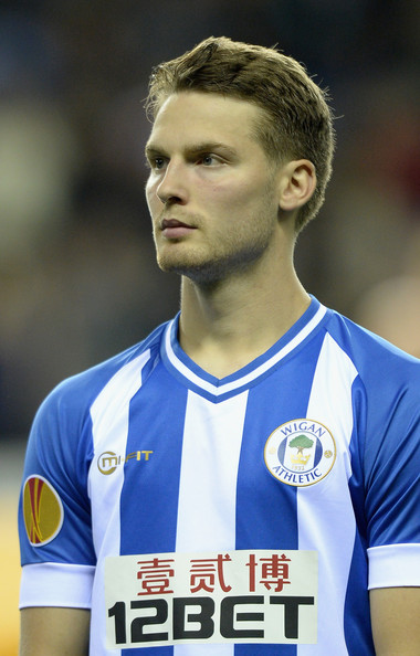 Nick Powell produced a stunning strike