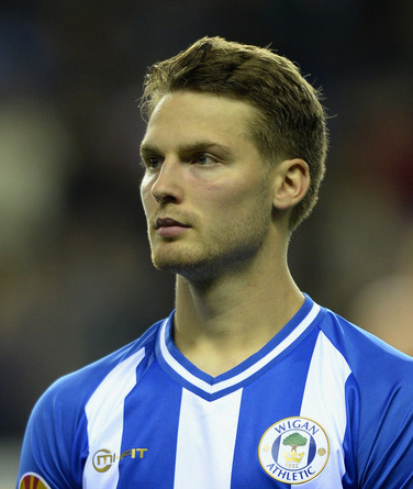 Goalscorer Nick Powell