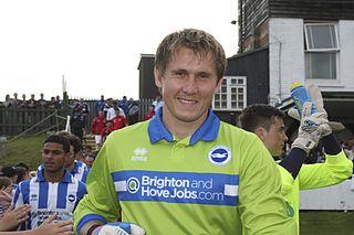 Tomasz Kuszczak Brighton