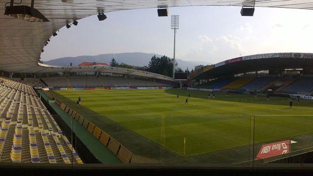 NK Maribor Stadium