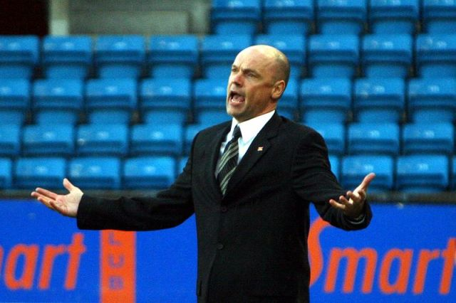 New Wigan Athletic manager Uwe Rösler