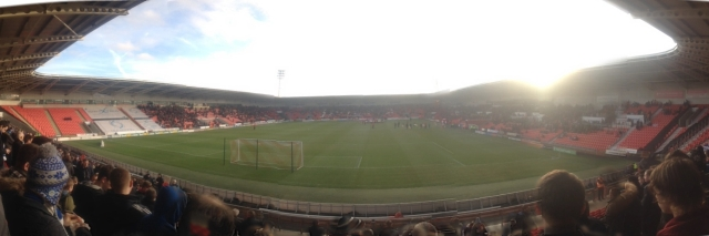 Keepmoat Stadium, Doncaster Rovers
