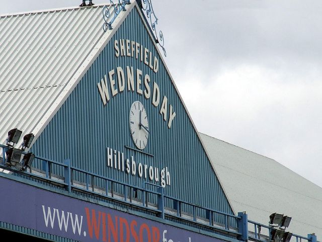 The Hillsborough Clock