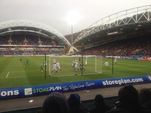 Huddersfield v Wigan