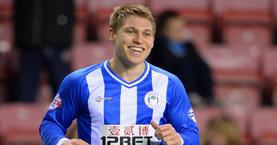 Martyn Waghorn Wigan Athletic