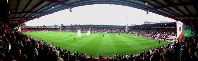 Goldsands Stadium, Bournemouth