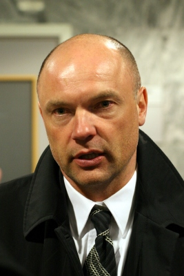 Wigan Athletic Manager Uwe Rösler