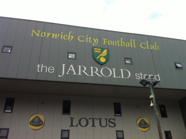 Norwich City, Carrow Road