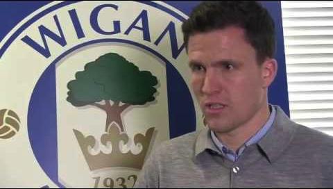 Gary Caldwell, Wigan Athletic