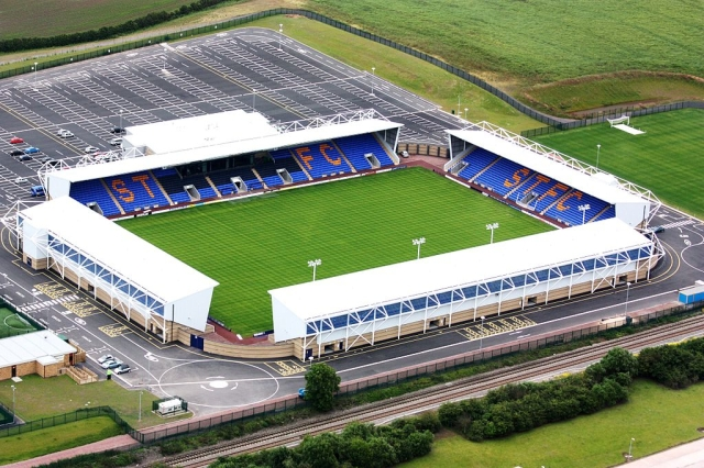 Shrewsbury Town New Meadow
