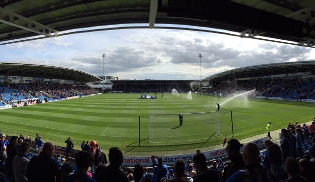 Proact Stadium, Chesterfield FC