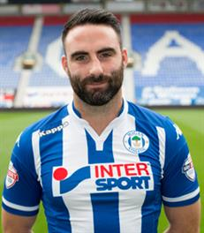 Craig Morgan Wigan Athletic