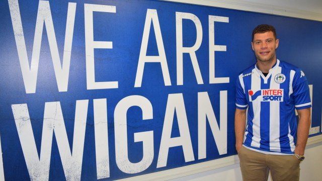Yanic Wildschut Wigan Athletic
