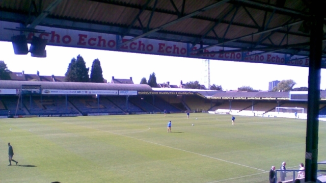 Roots Hall Southend United