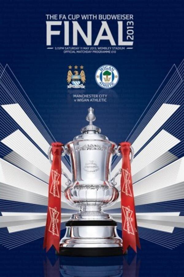 FA Cup Final Prog 2013