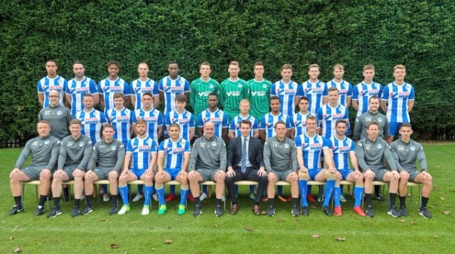 Latics Team pic