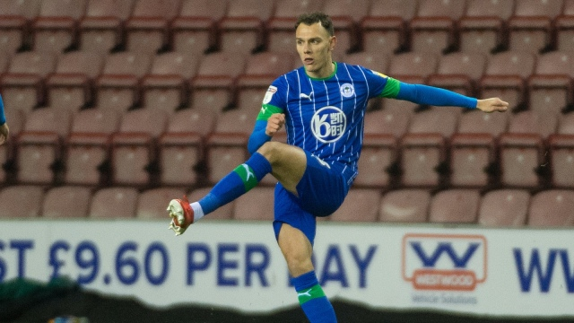 Kal Naismith Wigan Athletic