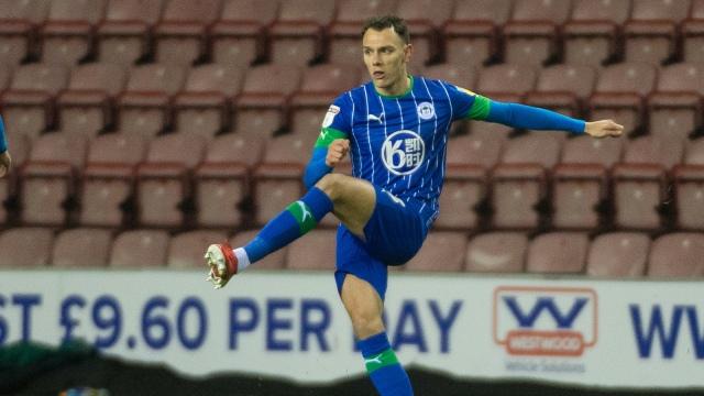 Kal Naismith Wigan Athletic