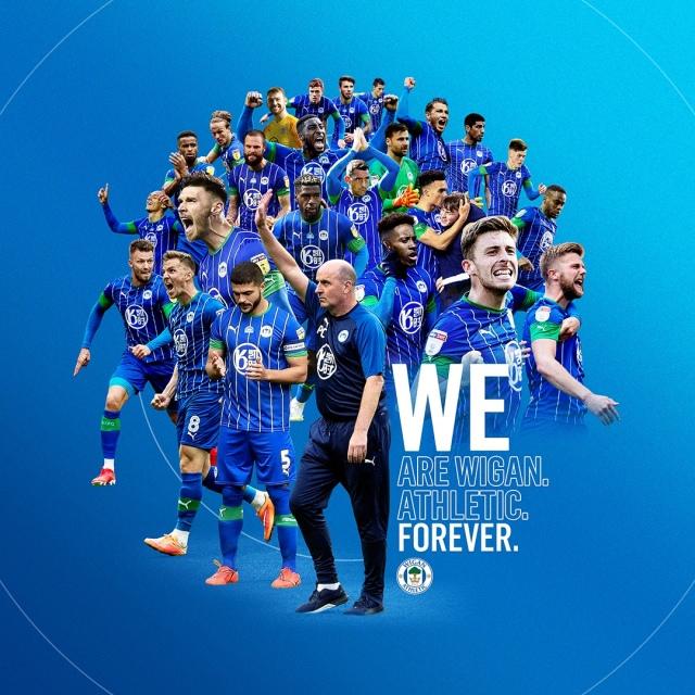 Wigan Athletic team
