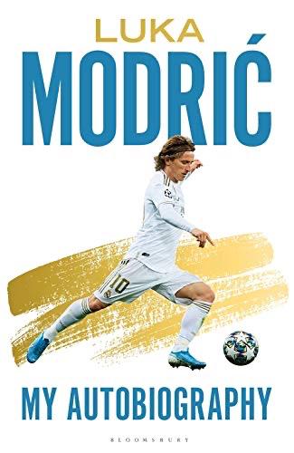Luka Modric My Autobiography cover