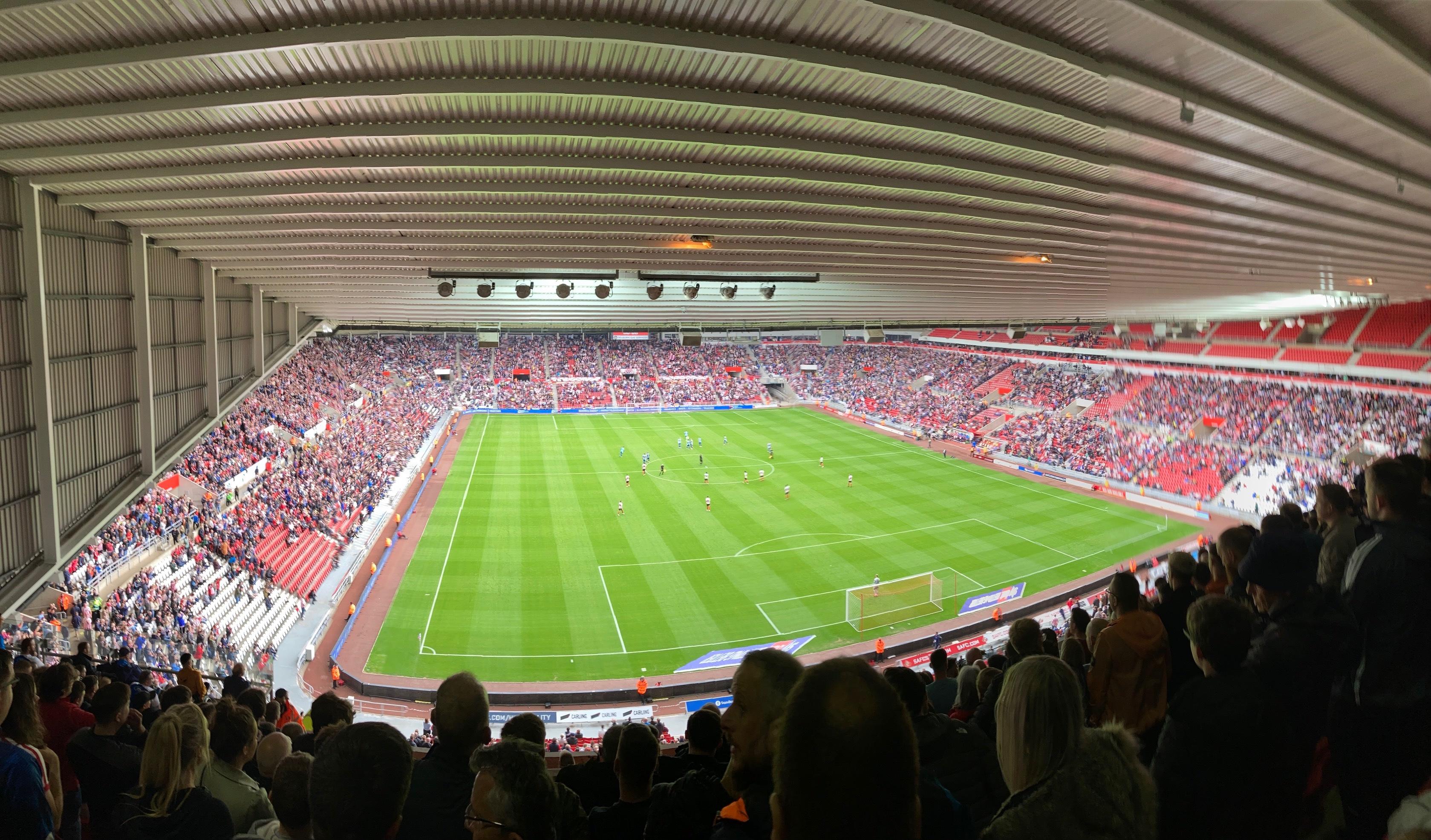 Sunderland v Wigan Athletic
